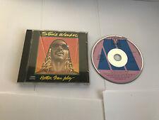 Stevie Wonder Hotter Than July CD PINK Motown 530 044-2) 1980 NM/EX 731453004429