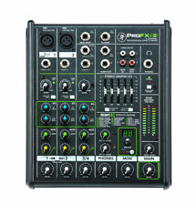 Mackie PROFX4V2 4 Channel Broadcast Mixer