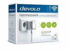 NEU! DEVOLO 9774 dLAN 500 WiFi Powerline Starter-Kit WLAN mit 500 Mbit/s 2x LAN