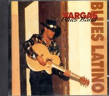 Vargas Blues Band ‎– Blues Latino  -  CD  1994