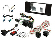 To Fit BMW X5 E53 00-06 Double din Stereo Fitting Kit Facia When NAV DSP AMP