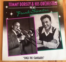 TOMMY DORSEY / FRANK SINATRA - Sings The Standards - Jazz - Vinyl LP RCA