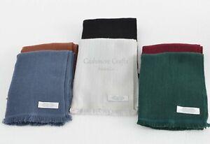 Mens Cashmere Scarf Pashmina Scarf Gents Cashmere Scarf wrap Cashmere scarfs