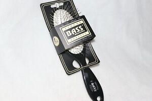 Bass Metal Pin Dog Brush