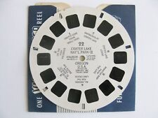 VIEW MASTER VIEWMASTER 22 CRATER LAKE NATIONAL PARK II OREGON U.S.A.
