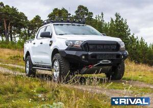 Ford Ranger Alu Front Bumper Seilwindenstoßstange