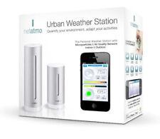 netatmo Weather Station for Smartphone Compatible With Amazon Alexa