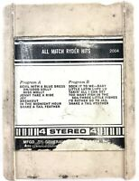 MITCH RYDER All Mitch Ryder Hits Rare 4 Track Tape Cartridge Free Shipping