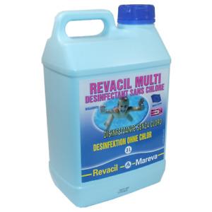 Revacil 5 Liter - Desinfektionsmittel ohne Chlor
