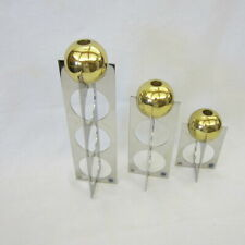 New ListingJonathan Adler Set Of 3 Candle Holders - Berlin