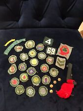 Vintage 1930's -1940's Girl Scout Patches Badges Lot