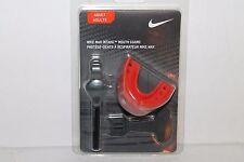 Nike Max Intake Mouth Guard, Orange,  Size: Adult