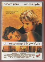 DVD - Un Autunno A New York Con Richard Gere E Winona Ryder (129)