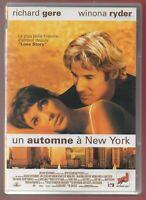 DVD - Un Otoño Con Nuevo York Con Richard Gere Et Winona Ryder (129)