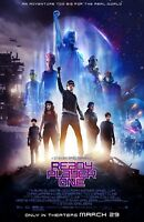 "Ready Player One movie poster (b)  - 11"" x 17"""