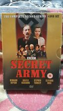 Secret Army Complete Second Series Dvd
