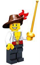 LEGO Minifigures Series 12 71007 Swashbuckler Hat Sword Figure