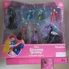 New Disney Princess Aurora Sleeping Beauty Collectible Figures 7 Pcs Cake Topper