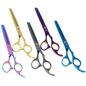 """6.5"""" Professional Pet Grooming Thinning Scissors Pet Clippers for Trimming Dogs"""