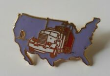 Pin's collection USA Truck