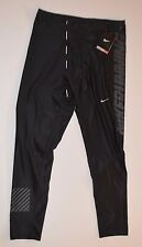 Nike Men's Running Leggings Dri-Fit 526763 010 New w/Tags $75