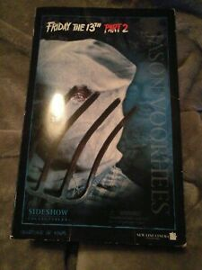 Friday The 13th Part 2 Jason Voorhees Sideshow Collectibles.  Unopened.