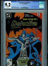 Detective Comics #577 BatmanYear Two Pt 3 CGC 9.2 NM- 1987 Amricons K8