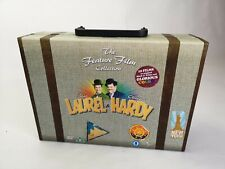 Laurel and hardy the feature film collection box set dvd.(A10)