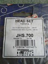 Toyota Celica A60 21R 1972cc Head Gasket Set 78-85 JHS700 DK700 Cressida Carina
