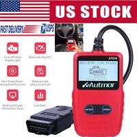 Autmor Scanner Diagnostic Code Reader New MS309 OBD2 OBDII Car Diagnostic Tool
