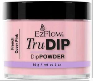 EZ TruDIP Dipping French Cover Pink - 2oz - 67967