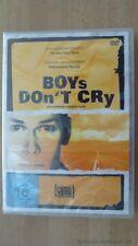 "DVD ""Boys Don't Cry"" - Ein Kimberly Peirce Film - FSK16 - Neu & OVP #24830#"