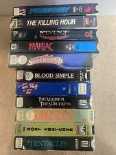 11 betamax horror lot slave ground maniac tentacles grizzly killing Hour Revenge