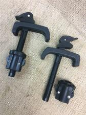 CLEARANCE LOT 833 SET OF 2  WORK BENCH HOLD DOWN CLAMPS WORKMATES ROUTING CRVING