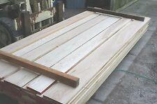 "100 bd. ft. 4/4 White Ash Lumber, Kiln Dried, S2S to 15/16"".  8' lengths"