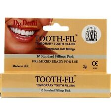 Temporary Cement Tooth Filling Dental Teeth Paste Zinc Oxide Based Material