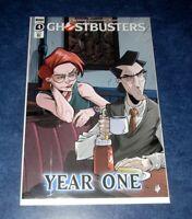 GHOSTBUSTERS YEAR ONE #4 1:10 Tim Lattie variant 1st print IDW COMIC 2020 NM