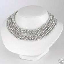 Genuine 5mm Pearls Length 100inch/254cm 92 .00ctw rrp$380