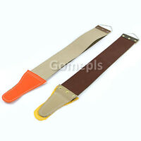 Razor Canvas Leather Sharpening Strop For Barber Open Straight Sharpening Shave