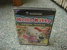 Hello Kitty Roller Rescue (Game Cube) NEW