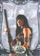 XENA CARD LOT - XENA LOT OF 4 DIFFERENT BASE CARD SETS - LOT #6