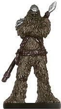 Star WARS MINIATURES C wookiee Trooper 12/60 Kor