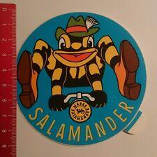 Aufkleber/Sticker: Marke Salamander (06081657)