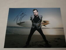 JIM JEFFERIES SIGNED 8.5X11 PHOTO COMEDIAN LEGIT STAND UP FX AUTOGRAPHED