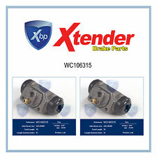 WC106315 Fits Plymouth Drum Brake Wheel Cylinder Barracuda/Duster/Belvedere