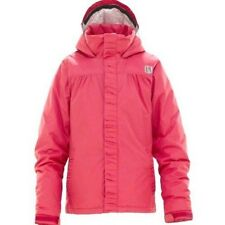 Youth Girl's Burton Charm Ski Snowboard Jacket Watermelon Pink Size Large L