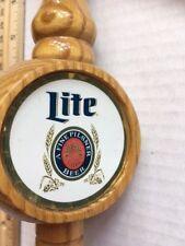 BEER TAP HANDLE LITE A FINE PILSNER BEER