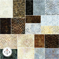 "Texture Study 4 Batiks 5"" Charm Pack Quilting Squares CHS-777-42 Kaufman SQ12"