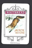 WHITBREAD - INN SIGNS, MARLOW - #1 THE FOX