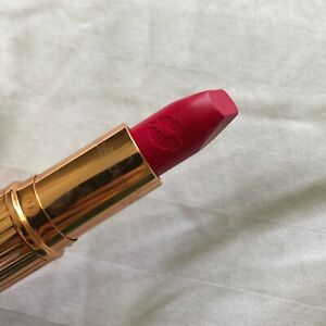 Charlotte Tilbury Electric Poppy (Pink) Matte Lipstick - Brand new